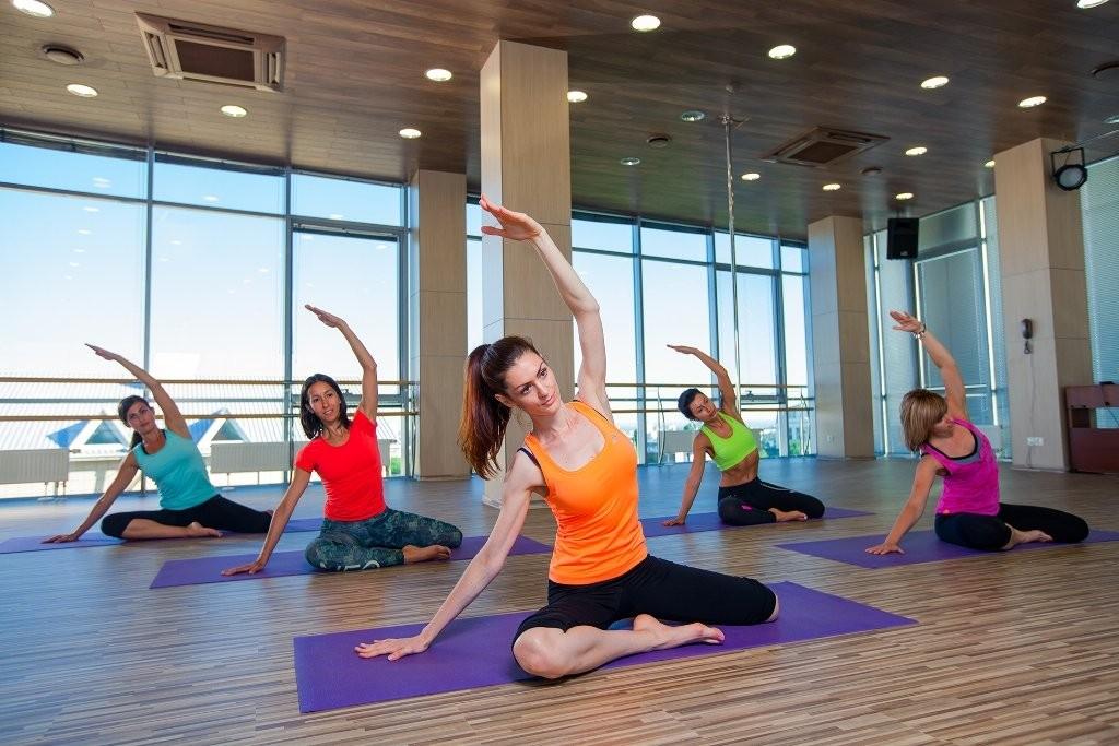Wellness Park, фитнес-клуб премиум-класса - №1