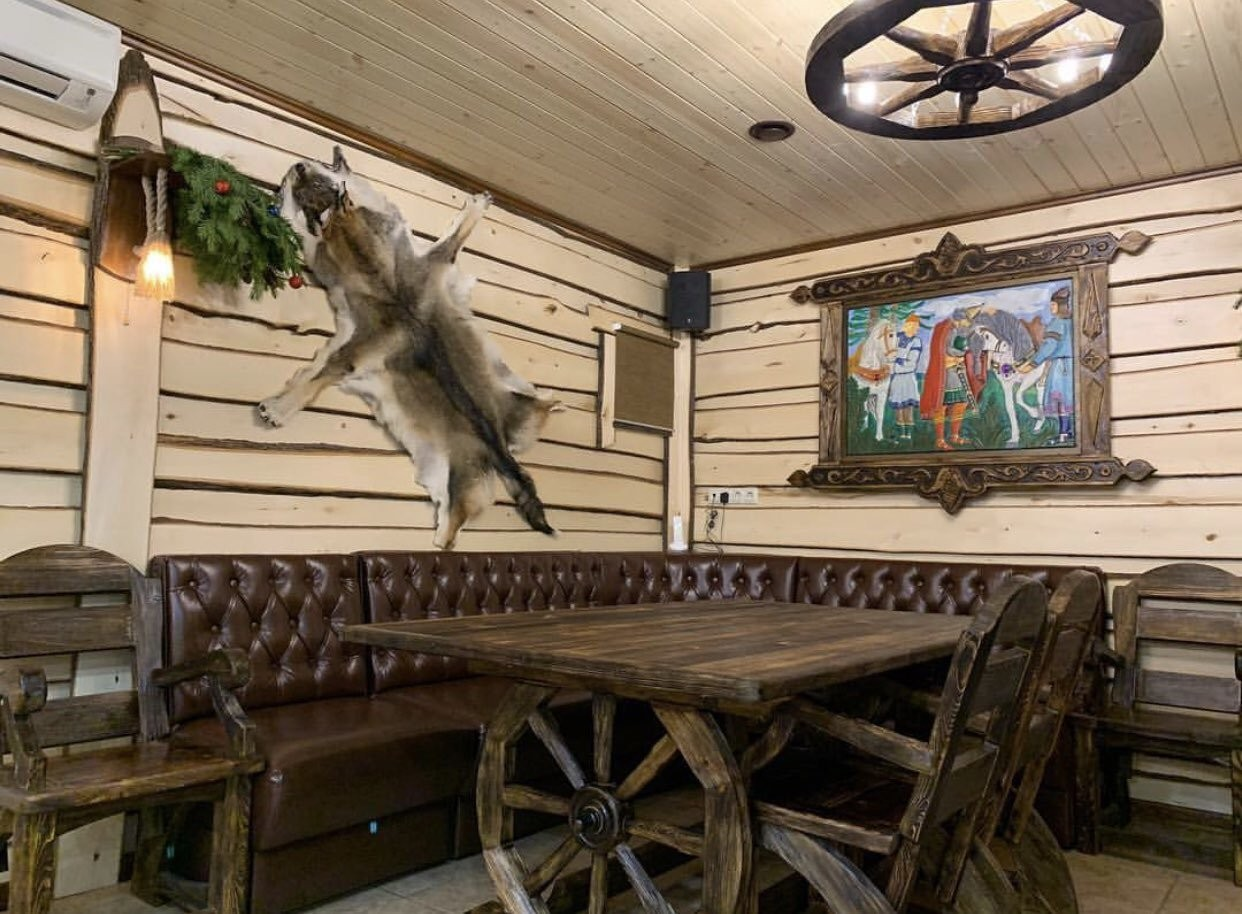 Баня на дровах Империя - №11