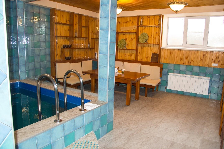 Тимьяновы камни, гостинично-оздоровительный комплекс - №1