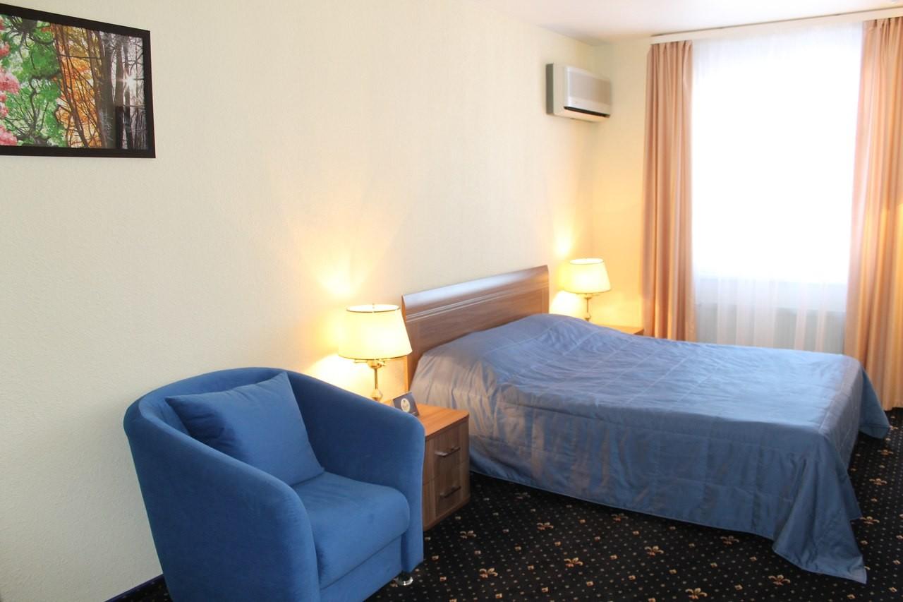 Излучина, гостинично-оздоровительный комплекс - №1
